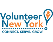 Volunteer New York logo